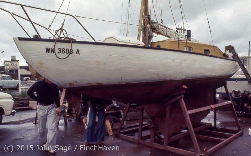 Blanchard Wood Boat Repair Seattle WA June 1977-11