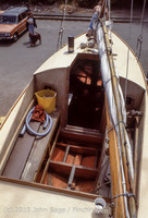 Blanchard Wood Boat Repair Seattle WA June 1977-13