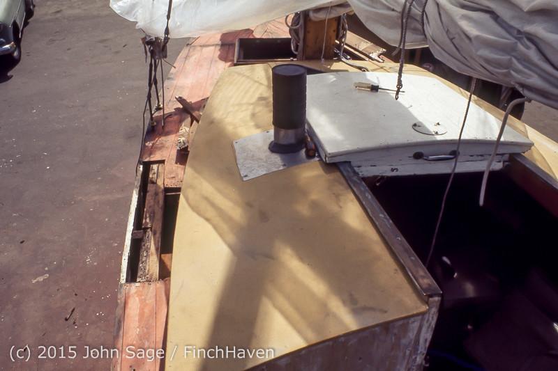 Blanchard Wood Boat Repair Seattle WA June 1977-15