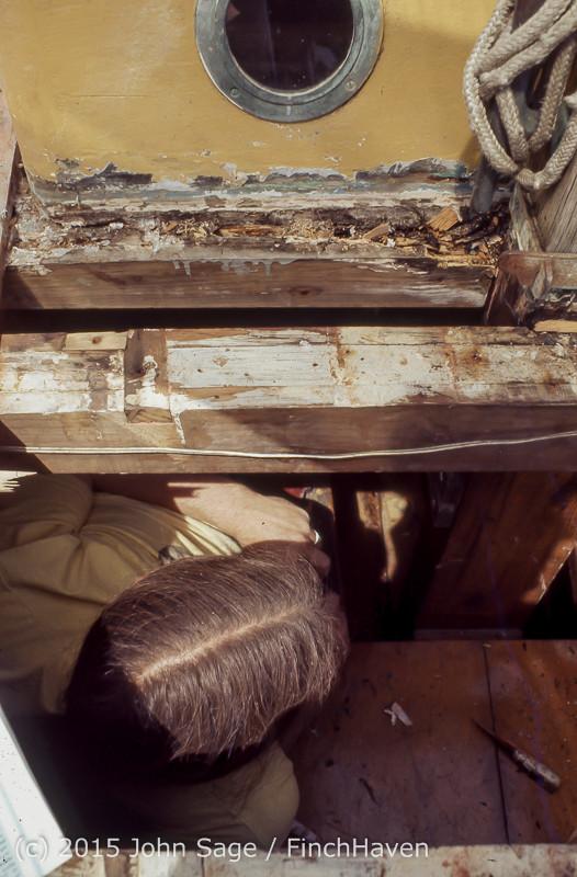 Blanchard Wood Boat Repair Seattle WA June 1977-16
