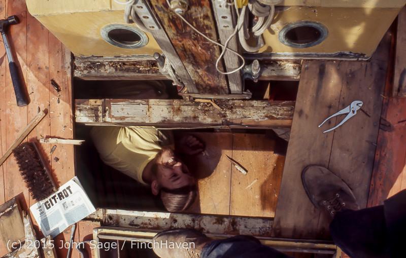 Blanchard Wood Boat Repair Seattle WA June 1977-17