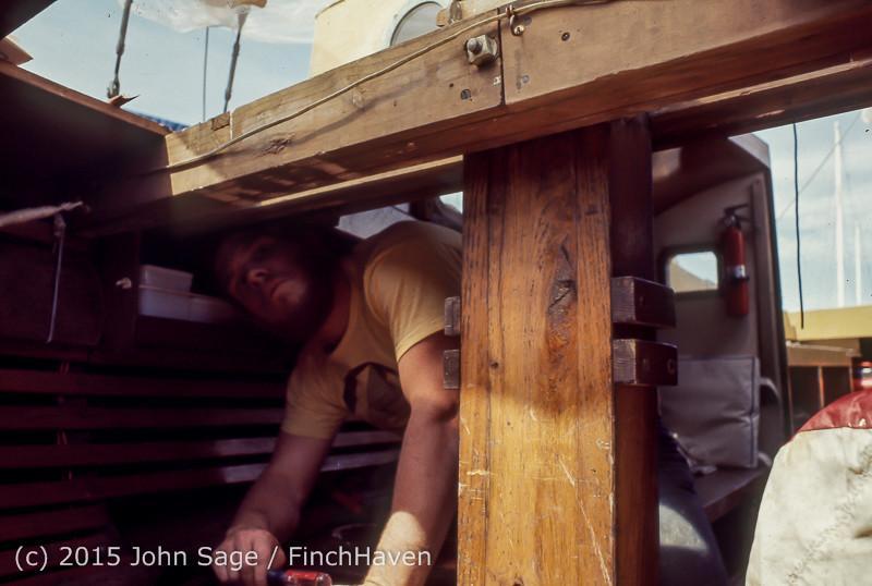Blanchard Wood Boat Repair Seattle WA June 1977-18
