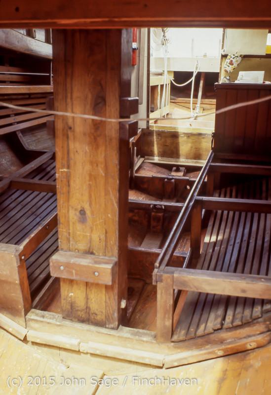 Blanchard Wood Boat Repair Seattle WA June 1977-20