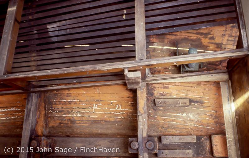 Blanchard Wood Boat Repair Seattle WA June 1977-21
