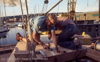 Blanchard Wood Boat Repair Seattle WA June 1977-25