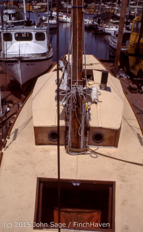 Blanchard Wood Boat Repair Seattle WA June 1977-31