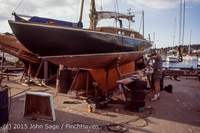 Blanchard Wood Boat Repair Seattle WA June 1977-40