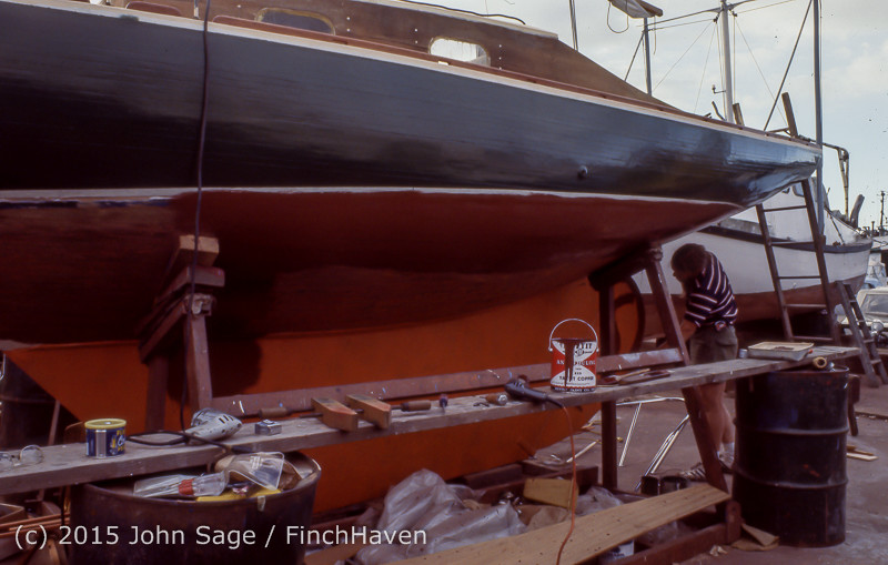Blanchard Wood Boat Repair Seattle WA June 1977-41