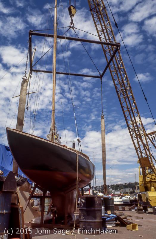 Blanchard Wood Boat Repair Seattle WA June 1977-45