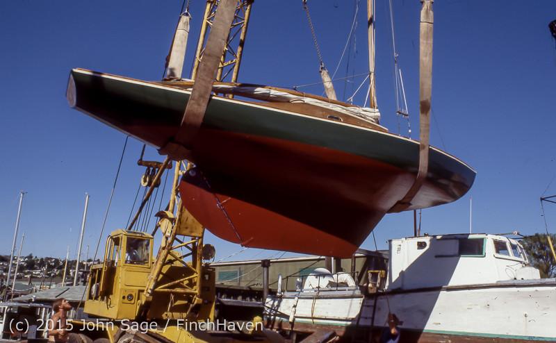 Blanchard Wood Boat Repair Seattle WA June 1977-47
