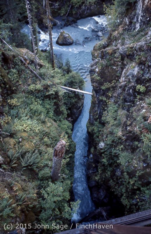 Climbing Mount Olympus WA Sept 1975-07