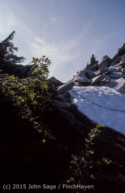 Climbing Mount Olympus WA Sept 1975-08