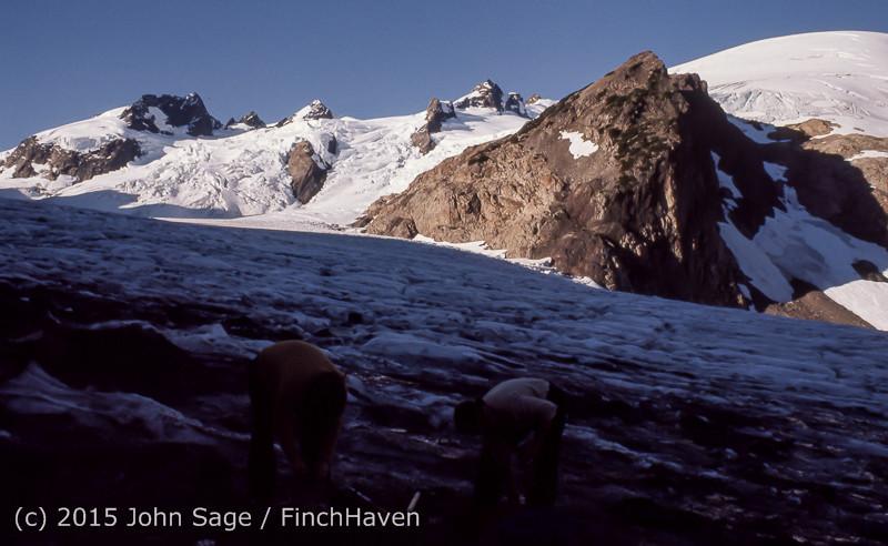 Climbing Mount Olympus WA Sept 1975-09