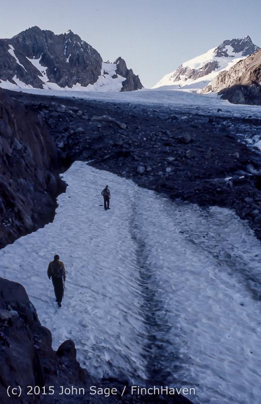 Climbing Mount Olympus WA Sept 1975-11