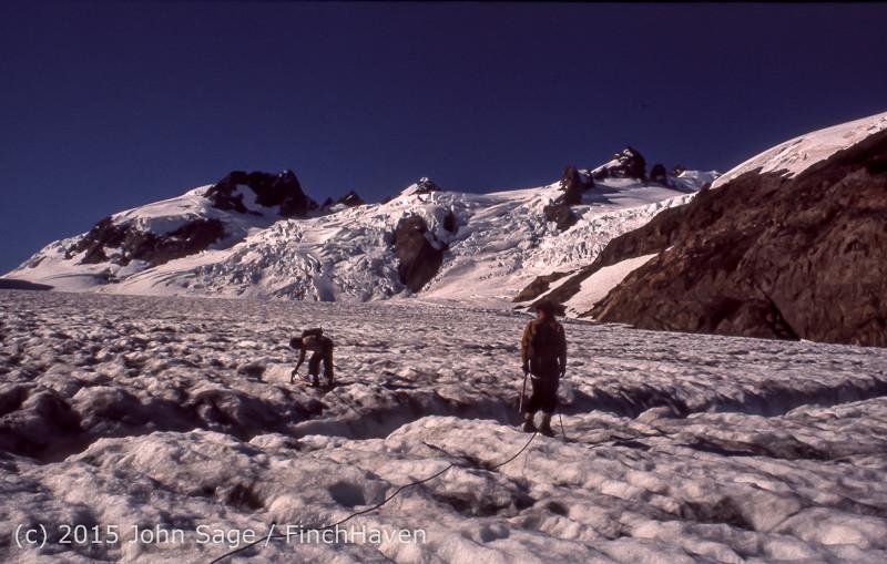 Climbing Mount Olympus WA Sept 1975-12