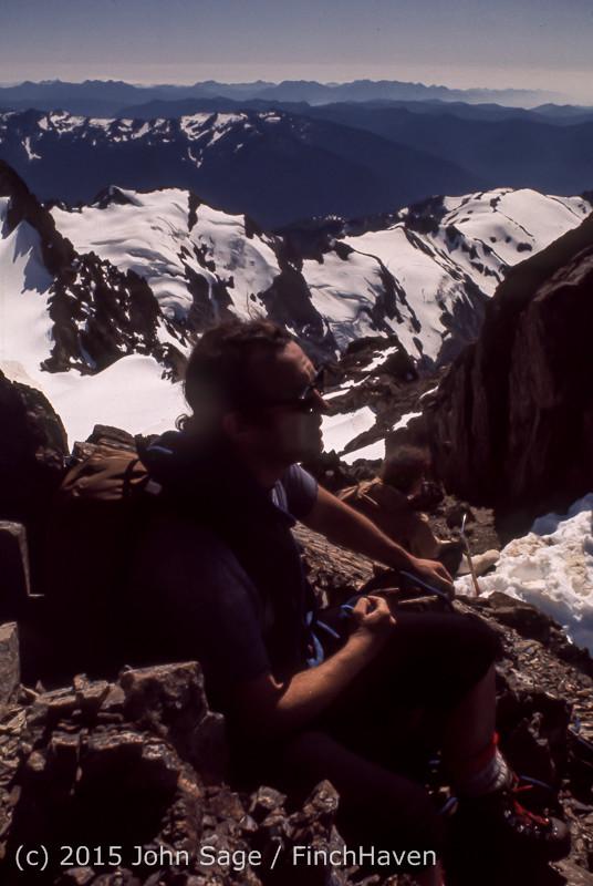 Climbing Mount Olympus WA Sept 1975-14