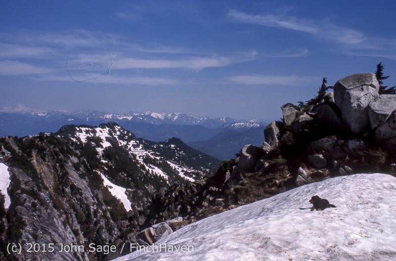 Climbing Mount Olympus WA Sept 1975-15