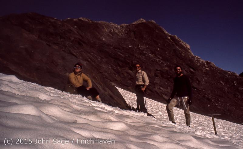 Climbing Mount Olympus WA Sept 1975-19