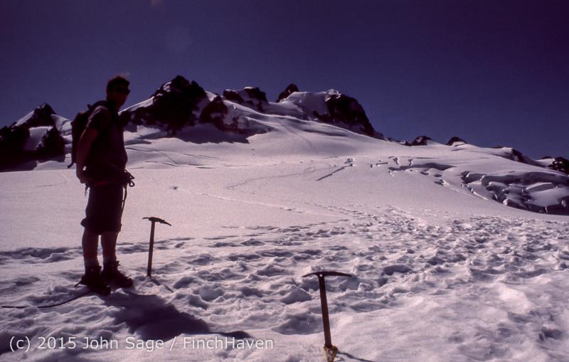 Climbing Mount Olympus WA Sept 1975-20