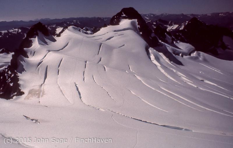 Climbing Mount Olympus WA Sept 1975-23
