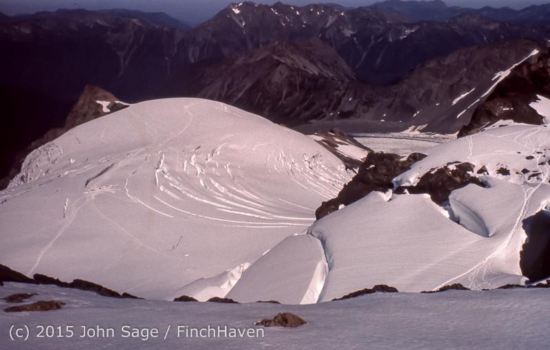 Climbing Mount Olympus WA Sept 1975-24