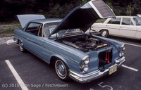 Seattle Mercedes-Benz Club Concours fall 1975-09