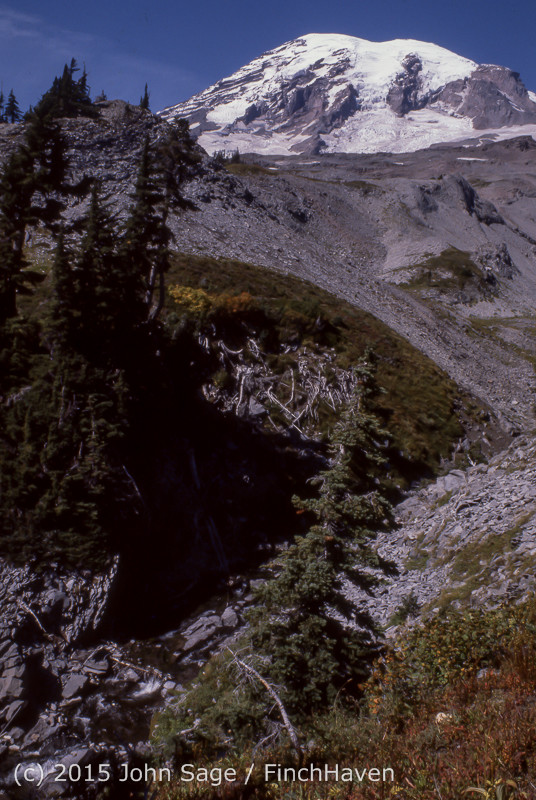 Mount Rainier Ice Caves fall 1980-01