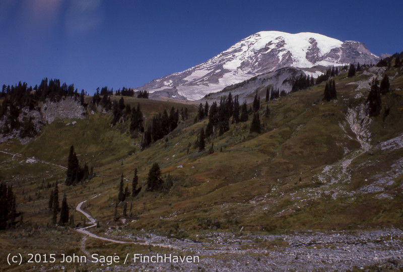 Mount Rainier Ice Caves fall 1980-02