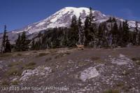 the Mount Rainier Ice Caves fall 1980-03