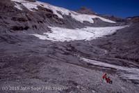 the Mount Rainier Ice Caves fall 1980-07