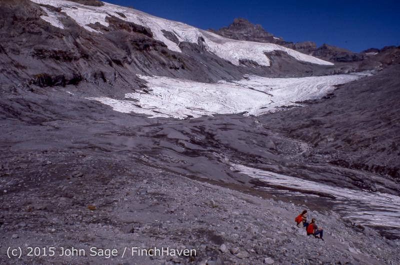 Mount Rainier Ice Caves fall 1980-07