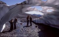 the Mount Rainier Ice Caves fall 1980-11