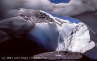 the Mount Rainier Ice Caves fall 1980-12