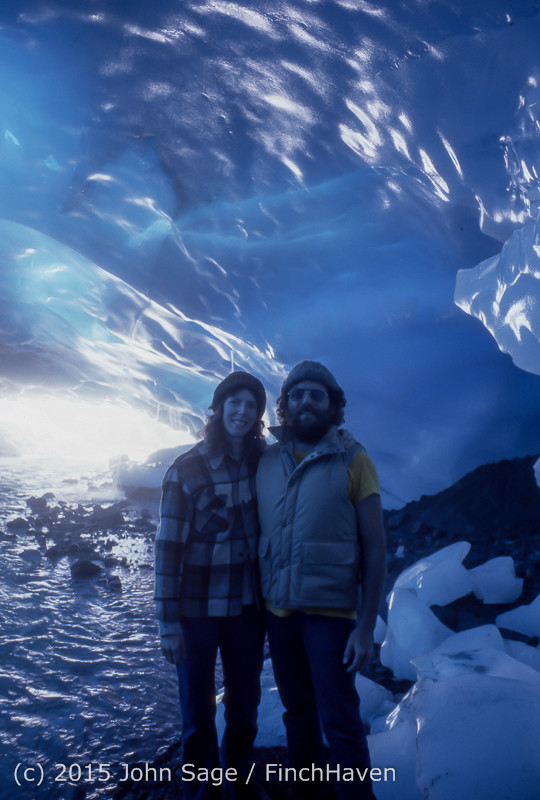 Mount Rainier Ice Caves fall 1980-13