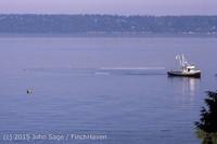 Purse-seining Salmon Glen Acres Vashon WA 1980 001