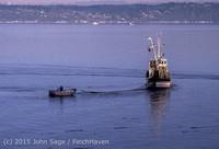 Purse-seining Salmon Glen Acres Vashon WA 1980 005