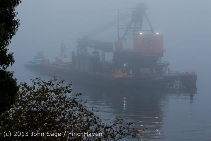 1538 DB General Crane visits Dockton 102413