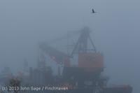 1539 DB General Crane visits Dockton 102413