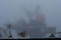 1541 DB General Crane visits Dockton 102413