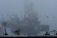 1545 DB General Crane visits Dockton 102413