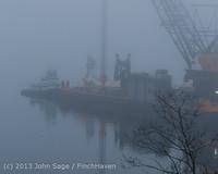 1555 DB General Crane visits Dockton 102413