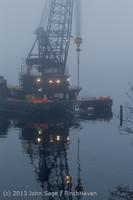 1606 DB General Crane visits Dockton 102413