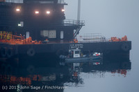 1614 DB General Crane visits Dockton 102413