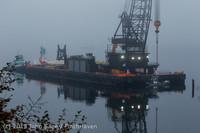 1636 DB General Crane visits Dockton 102413