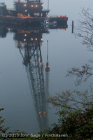 1637 DB General Crane visits Dockton 102413