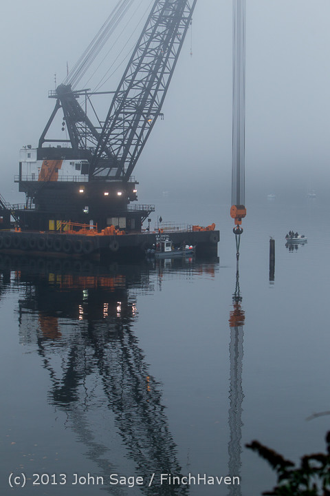 1712 DB General Crane visits Dockton 102413