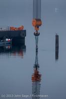 1735 DB General Crane visits Dockton 102413