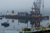 1846 DB General Crane visits Dockton 102413