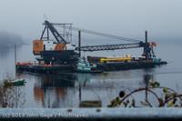 1984 DB General Crane visits Dockton 102413