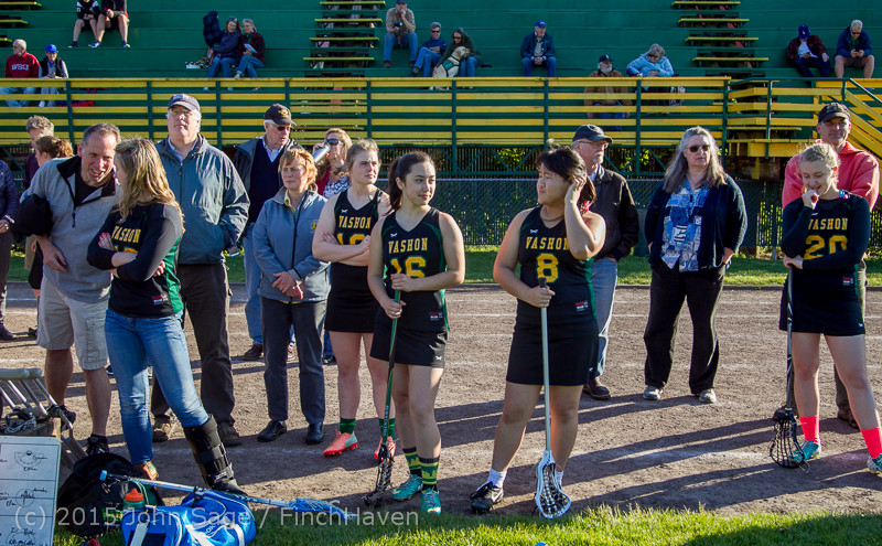 15067 Valkyries LAX Seniors Night 2015 050715